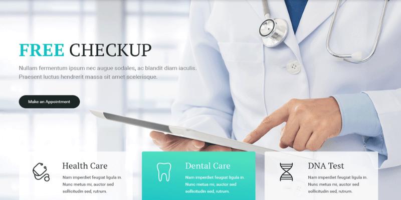 Lưu ý khi thiết kế website phòng khám nha khoa chuyên nghiệp