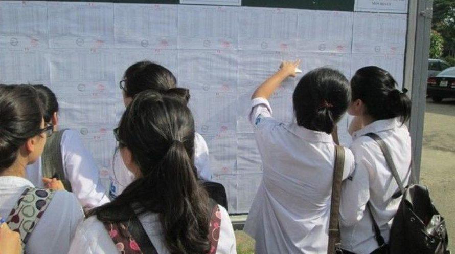 Danh sách điểm chuẩn dự kiến các trường đại học khối D ở Hà Nội 2016