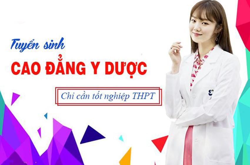 điều kiện tuyển sinh cao đẳng y dược hà nội