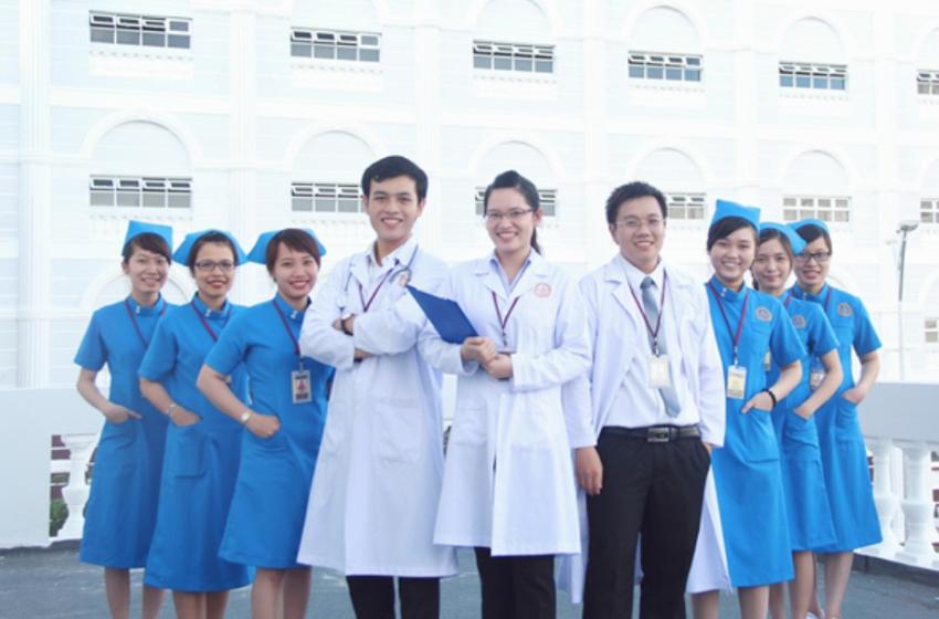 ngành y tế gồm những nhóm nào